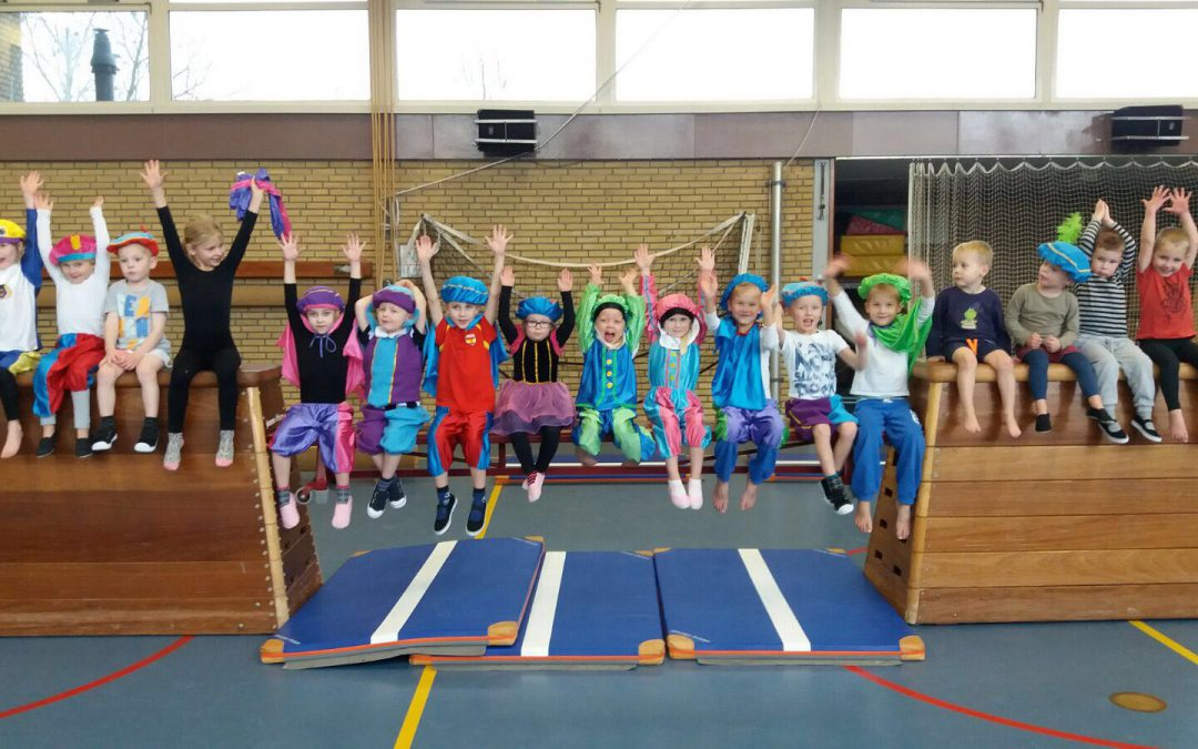 Vacature: gymnastiekleid(st)er recreatie